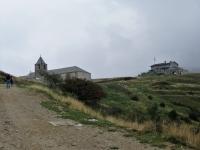 L'oratorio di San Lucio e il Rifugio in territorio italiano