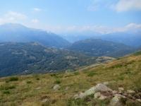 Panorama sulla Val d'Isone da Motto della Croce