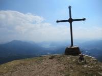 Motto della Croce - Panorama su Luganese