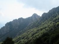 Bocchetta di San Bernardo - Vista sulle creste del Regagno