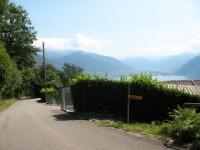 Salita per Monti di Ronco