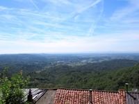 Bel panorama sulla pianura torinese