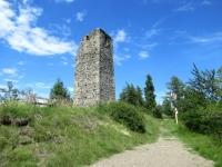 La Torre Cives nella Riserva dei Monti Pelati