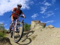 Nella Riserva dei Monti Pelati - fantastico e divertente trail