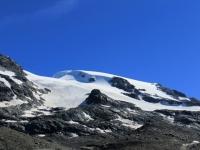 Ghiacciaio di Valtournenche e Gobba di Rollin