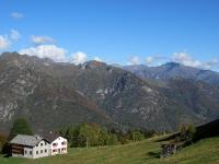 Alpe di Mera - Panorama