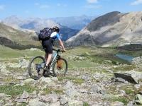 Col de Granon - Grand Lac de l'Oule