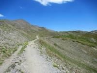 Spettacolare trail dal Col des Cibiéres al Col de L'Oule