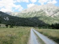 Rientro a Val des Prés percorrendo la Val de la Clarée
