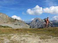 Gran panorama dall'alpeggio di Le Drouvet