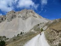 In direzione del Col de Granon -  Roche Gauthier