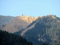 Valle della Clarée - Caratteristiche formazioni rocciose