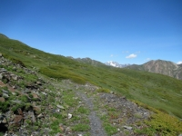 Sentiero per il Col du Bard