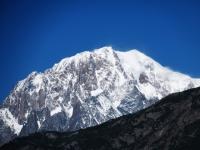 Massiccio del Monte Bianco - La vetta principale (4.748)