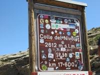 Colle del Nivolet - Mt 2.612