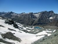 Glacier de Vaudalettaz e la Val di Rhémes