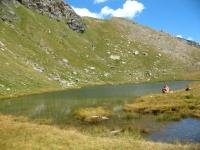 Laghi di palasina - lago verde
