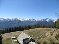 Panorama sulle cime vigezzine