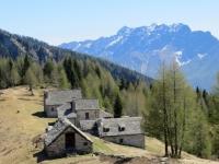 L'Oratorio di San Rocco ed i circostanti nuclei rurali