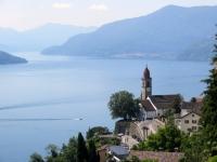 Lago Maggiore - Ronco sopra Ascona