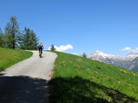 Salita all'Alpe Casalavera