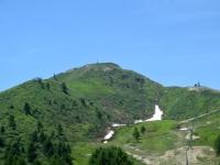 Monte Moncucco dall'Alpe Casalavera