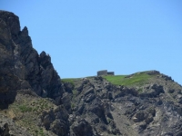 Fort de Lenlon visto da Fort de Olive