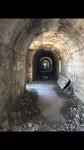 I resti del Forte dello Chaberton - Le gallerie sottostanti le torri