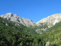 Chaberton - panorama