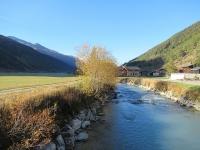 Il Rodano nei pressi di Oberwald