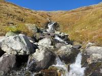Cascata in Obertal