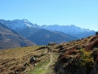 L'alpeggio di Üerlichergale
