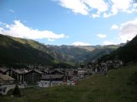 Zermatt, panoramica