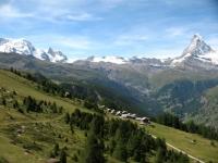 Breithornm, Piccolo Cervino, Plateau Rosa, Cervino