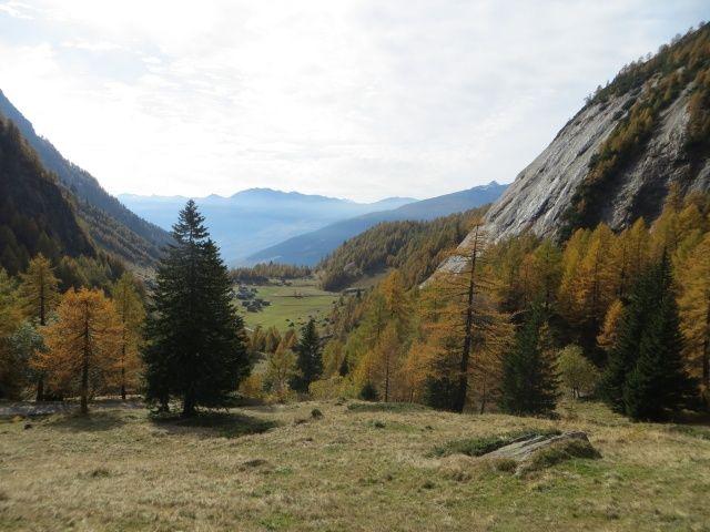 Val di Carassino, Compietto