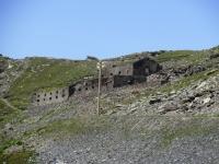 Resti di fortificazioni militari in prossimità del Colle Belvedere