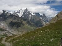 Col Chavanne, vetta del Monte Bianco
