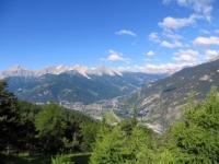 Panorama sull'Alta Val di Susa