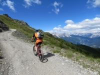 Salita al Monte Genevris
