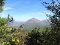 Il Monte Toggio nel Parco delle Capanne di Marcarolo