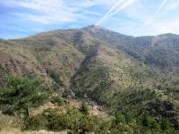 La valle del torrente Gorzente