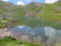 Laghetto attiguo al Lago del Naret