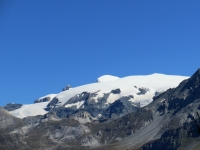 Testa Grigia, Piccolo Cervino, Breithorn, Gobba di Rollin ed i ghiacciai di Valtournanenche e di Ventina