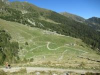 Alpe di Colina - Discesa