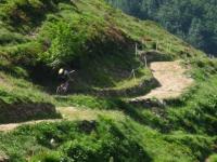 Risalita all'Alpe di Piora da Cadagno