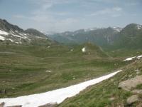 Panoramica dal Passo del Sole sulla Val Piora e su Piano Grande