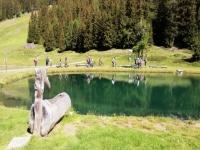 Laghetto dell'Alpe Gorza (Foto concessa da Black Devil)