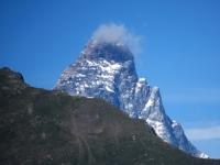Monte Cervino da Plan di Cor