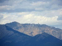 Il Monte Tamaro visto dalla cima del Monte Orsa