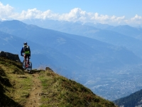 Percorrendo il sentiero che proviene dalla Rinderhütte - particolare